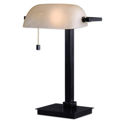 Kenroy Home Wall Lamps : Kenroy Home Wall Street Desk Lamp - Bed Bath & Beyond