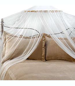 Dosel y mosquitero para cama Siam®, en marfil