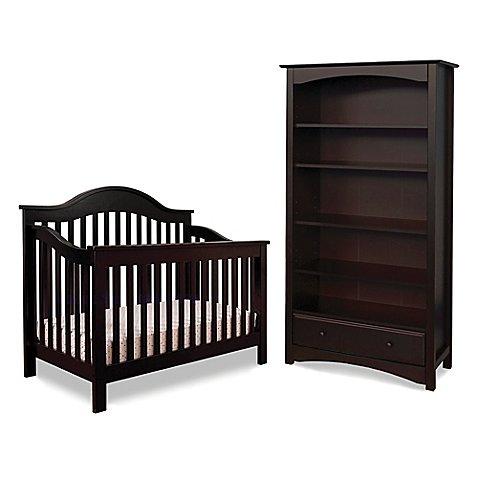 Davinci Jayden Nursery Furniture Collection In Ebony Bed Bath Beyond