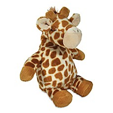 image of Soothing Sounds Gentle Giraffe On the Go™ Stuffed Animal by cloud b