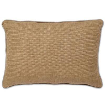 Aura Basket Weave Oblong Throw Pillow - Bed Bath & Beyond