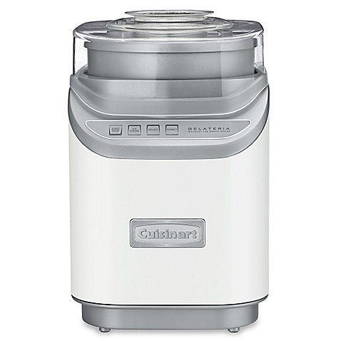Cuisinart® Cool Creations™ 2 qt. Electronic Ice Cream Maker