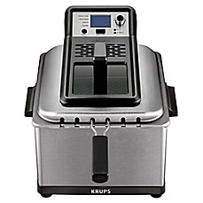 image of Krups® Professional 4.5 Liter Deep Fryer