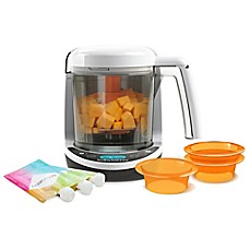 image of babybrezza® Food Maker Complete with Storage Pouches