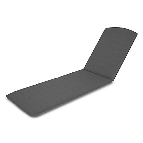 Buy chaise lounge 77 inch x 21 inch cushion in sunbrella for Buy chaise lounge cushion