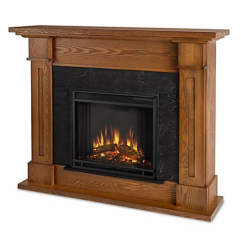 Real Flame Kipling 54 Inch Freestanding Electric