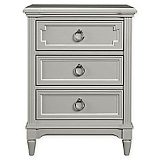 image of Stone & Leigh™ by Stanley Furniture Clementine Court 3-Drawer Nightstand in Spoon
