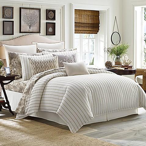 Tommy bahama sandy coast comforter set in beige bed bath beyond tommy bahamareg sandy coast comforter set in beige gumiabroncs Image collections