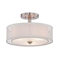 Bathroom Lighting Flush Mount ceiling lights - elk lighting, landmark lighting & chandeliers