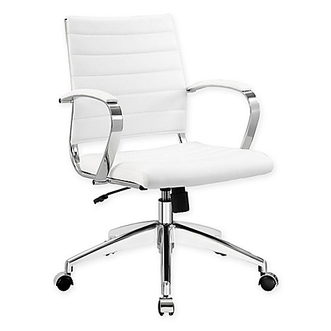 office chair bed. modway jive mid-back office chair bed