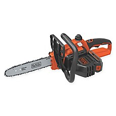 image of Black & Decker™ 10-Inch Cordless Chainsaw