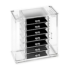 image of Honey-Can-Do® Arielle Acrylic Jewelry Chest