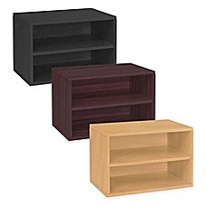 image of Way Basics Tool-Free Assembly Divider Storage Blox and Stackable Shelving