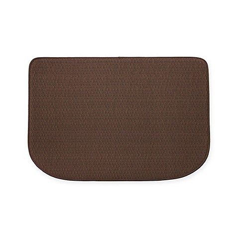 Microdry Reg Ultimate Performance 22 Inch X 32 Memory Foam Kitchen Mat In