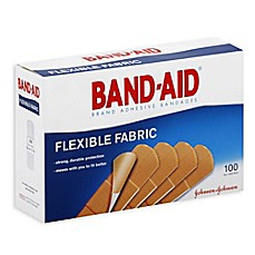 image of Johnson & Johnson® 100-Count Band-Aid® All-In-One Size Adhesive Bandages