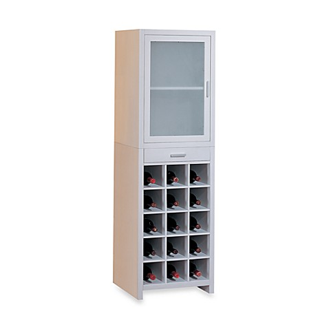 Dawn Collection 15-Section Wine Cabinet