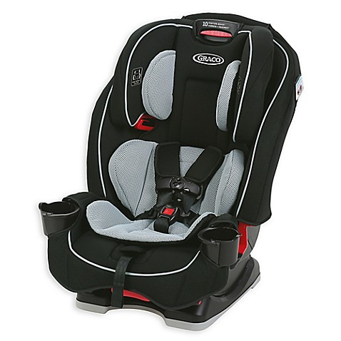 graco slimfit all in 1 convertible car seat in maxwell buybuy baby. Black Bedroom Furniture Sets. Home Design Ideas