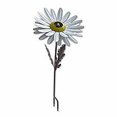 image of Desert Steel Daisy 36-Inch Garden Torch