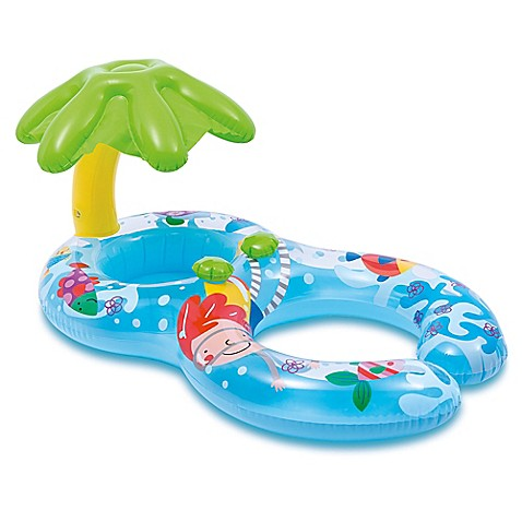 Intex my first swim float buybuy baby - Can babies swim in saltwater pools ...