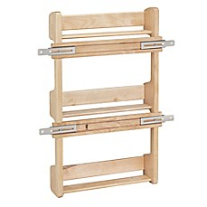 Rev A Shelf   4SR 18   Cabinet Door Mount Wood 3