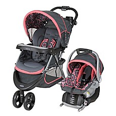 image of Baby Trend® Nexton® Travel System in Coral Floral