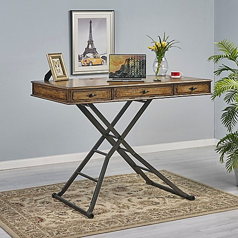 Turnkey Sit N Stand Desk Bed Bath Amp Beyond