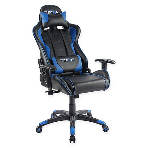 Techni Sport Home Office Racing Style Pc Gaming Chair