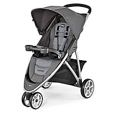 image of Chicco® Viaro™ Stroller in Graphite