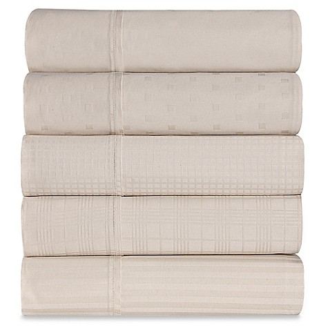All Natural Cotton 500-Thread-Count Sheet Set