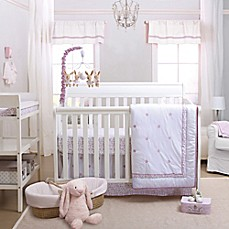 image of Petit Tresor Leila 3-Piece Crib Bedding Set