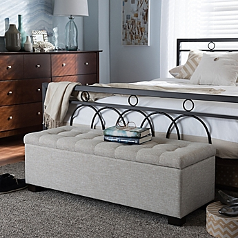 storage benches, ottomans & cubes, pouf - bed bath & beyond