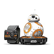 image of Sphero Special Edition Battle Worn BB-8™ the App-Enabled Droid™ and Force Band