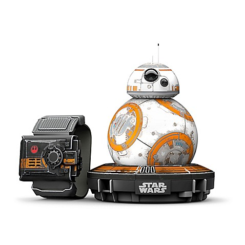 Sphero Special Edition Battle Worn Bb 8 The App Enabled