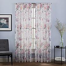 Cosette Sheer Window Curtain Panel