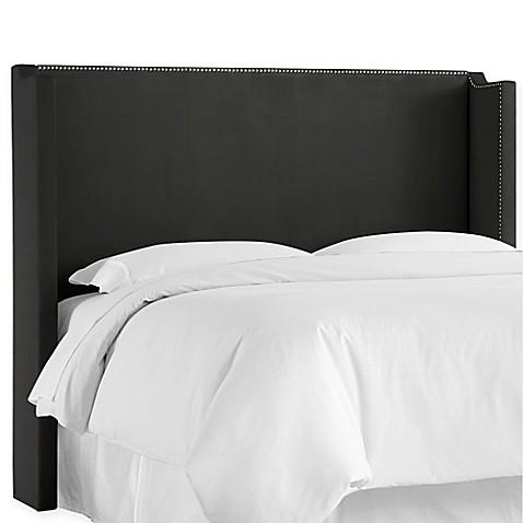 Skyline Furniture Shiloh Wingback Headboard Bed Bath Beyond