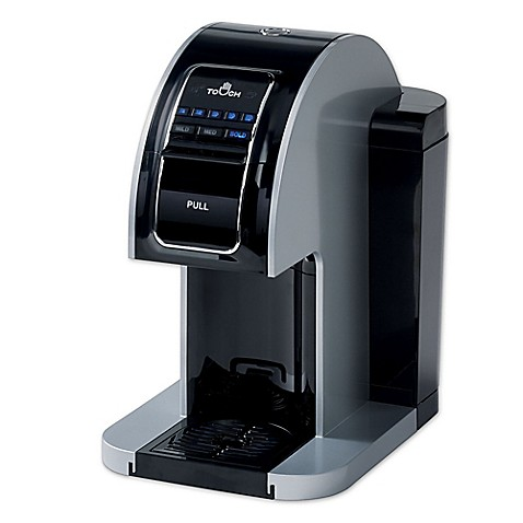 Touch Pro Single Serve Commercial Coffee Brewer Bed