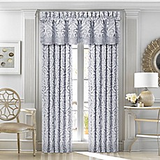 image of J. Queen New York™ Harrison Window Treatments in Chrome