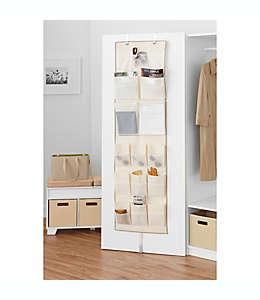 Real Simple® Organizador para puerta de múltiples compartimentos