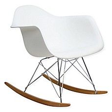 image of Modway Rocker Lounge Chair