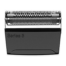 image of Braun® Series 5 52B Replacement Shaver Head in Black