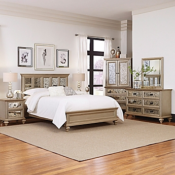 image of Home Styles Visions 5 Piece Bedroom Set. Bedroom Sets   Bed Bath   Beyond