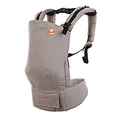 image of Baby Tula Cloudy Baby Carrier in Grey