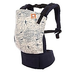 image of Baby Tula Navigator Baby Carrier in Navy Blue