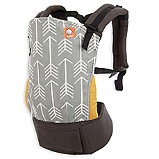 image of Baby Tula Archer Toddler Carrier in Yellow/Grey