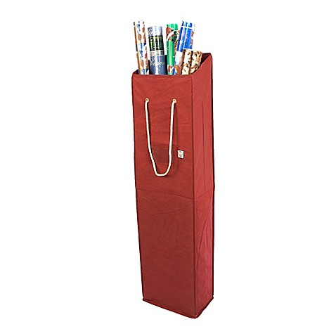 treekeeper santa 39 s bags snowflake wrapping paper storage. Black Bedroom Furniture Sets. Home Design Ideas