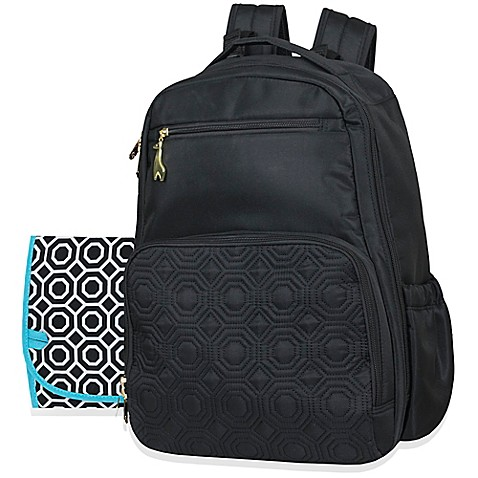 Buy Jonathan Adler Quilted Backpack Diaper Bag From Bed