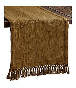 Camino de mesa de algodón Bee & Willow™ Femme Tweed color madera de 1.82 m