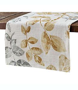 Camino de mesa de algodón Bee & Willow™ con diseño de hojas, 1.82 m