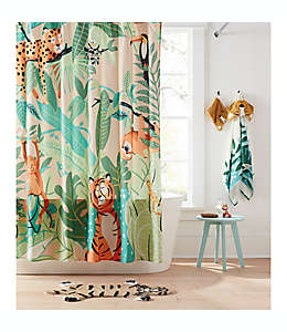 Cortina de baño Marmalade™ Jungle Friends