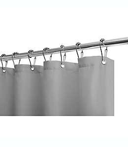 Forro para cortina de baño de poliéster NestWell™ de 1.77 x 2.13 m color gris